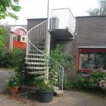 Shiatsu Hilversum trap naar praktijk